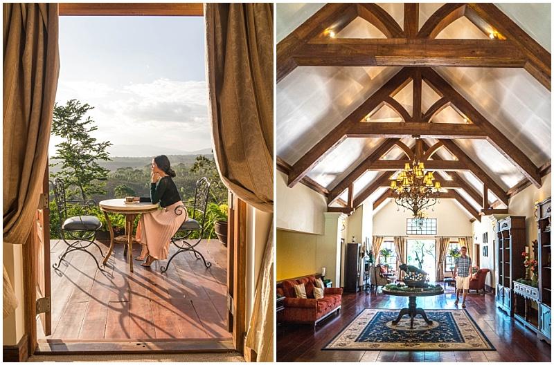 Ngorongoro crater beautiful accommodation