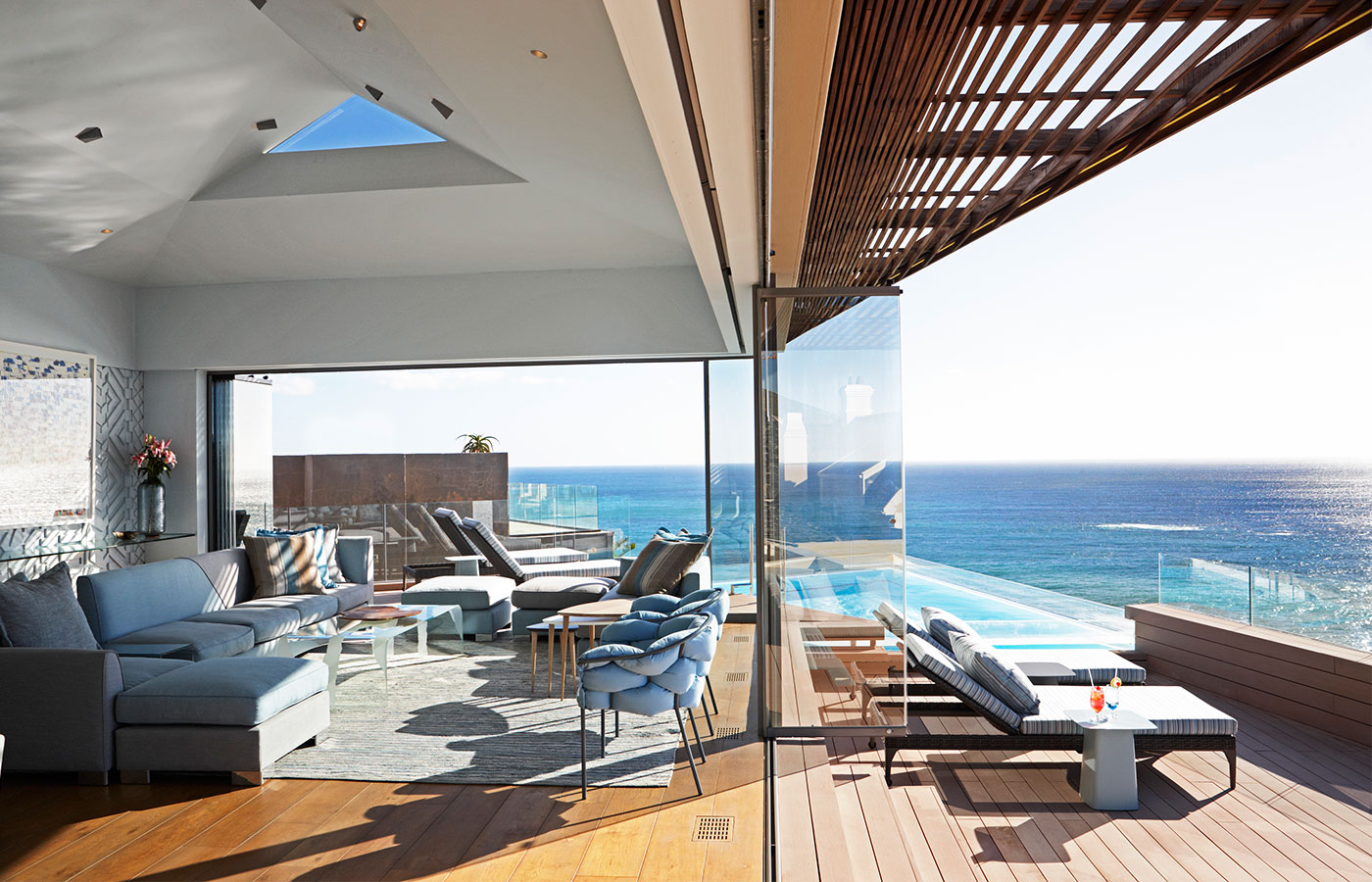 ellerman house bedroom view