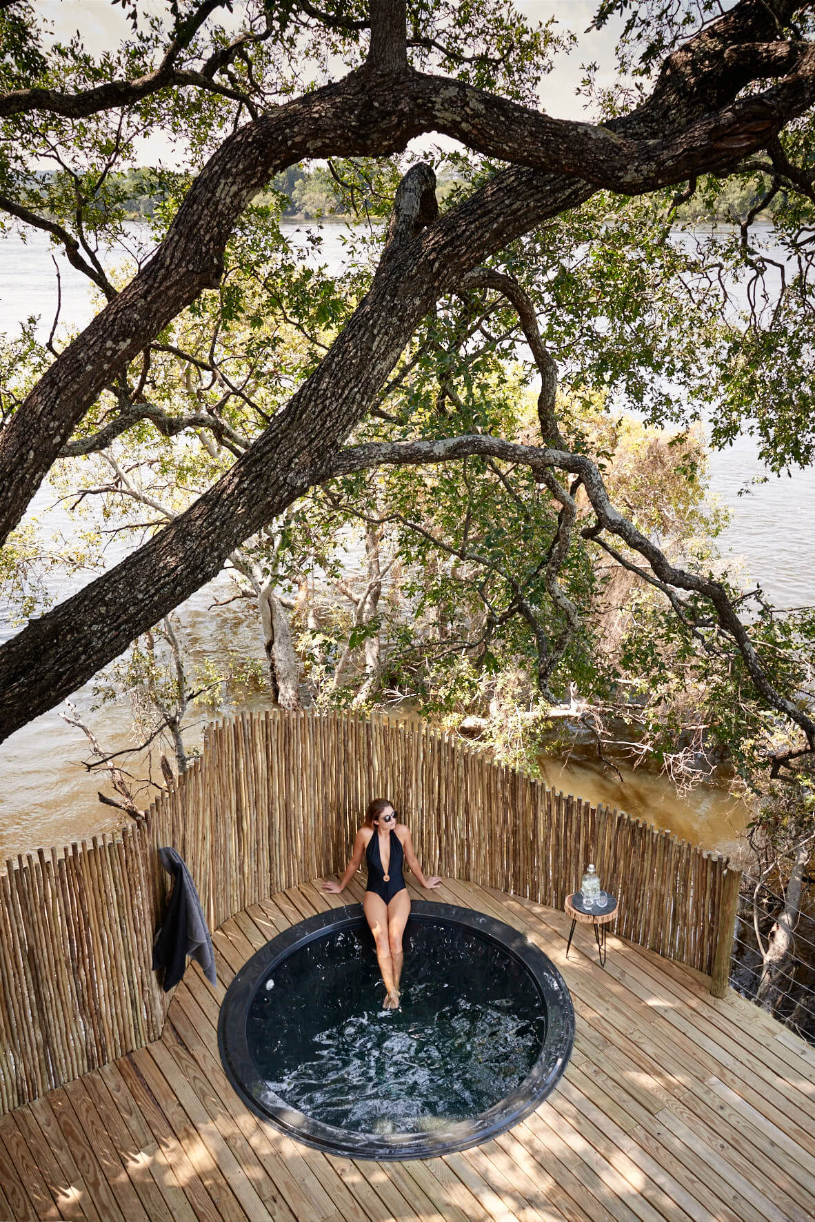 Vic Falls River & Island Lodge