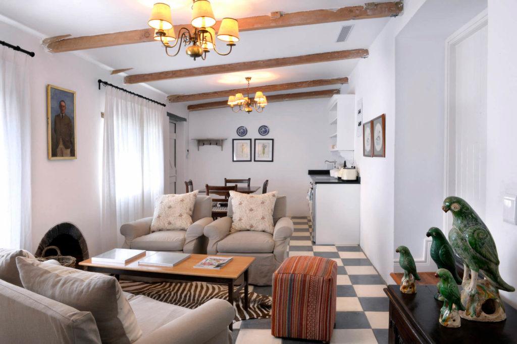 BOSCHENDAL FARM - Rhodes Cottage annex